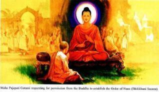 Lược sử Nữ tôn giả Mahàpajàpati Gotami