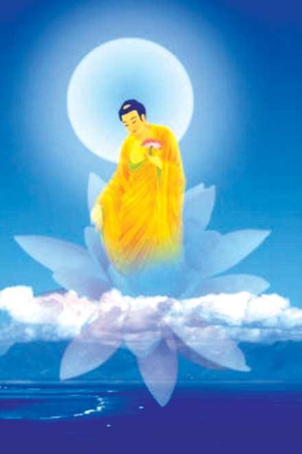 Chí tâm niệm Phật Tịnh độ hiện tiền