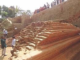 Vừa phát hiện ngôi chùa 1.000 năm tuổi