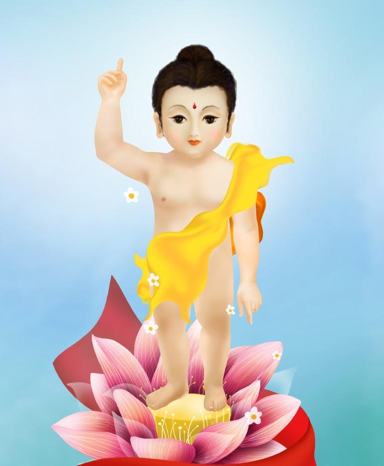 """Khóa tu """"Bé mừng Phật đản"""""""