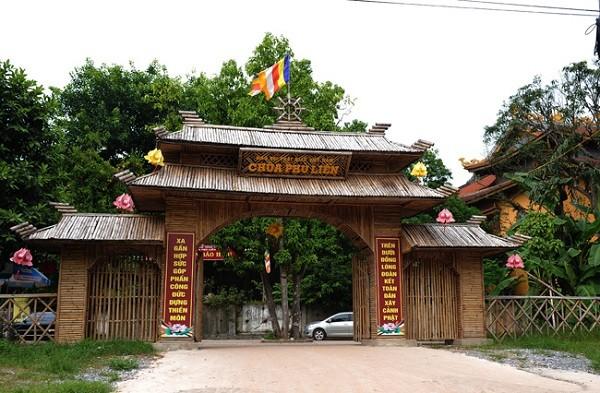 Chùa Phù Liễn - Văn phòng BTS Phật giáo tỉnh Thái Nguyên