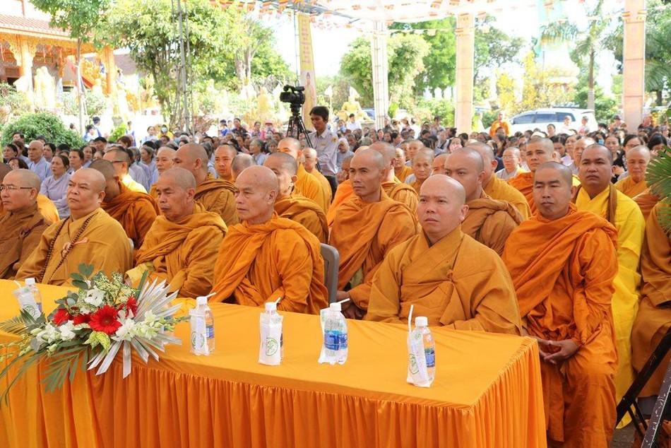 Gia Lai: An vị Phật và lạc thành tịnh xá Ngọc Lai ảnh 1