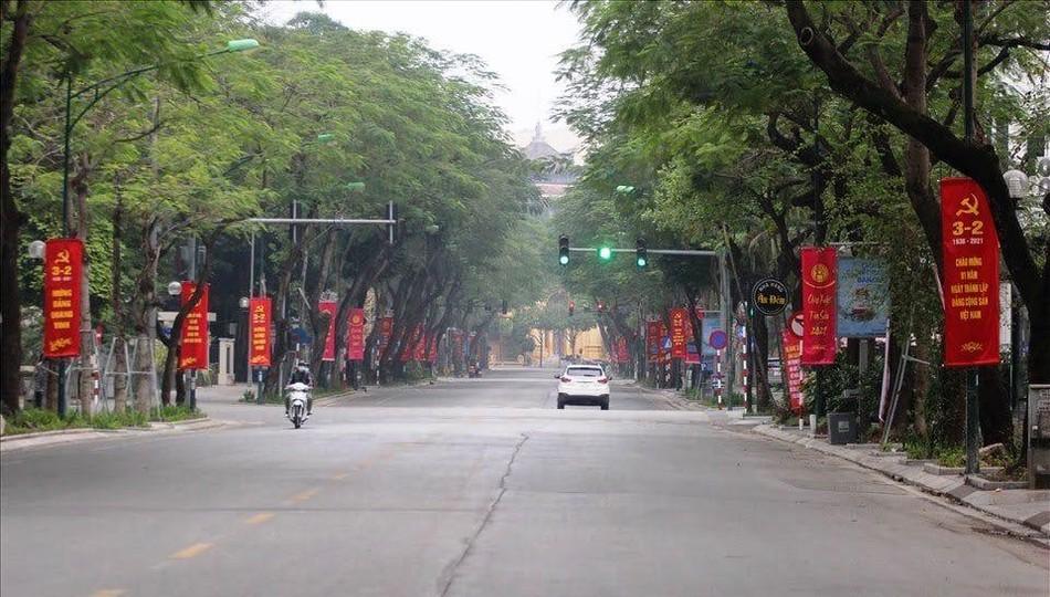 Hà Nội: Các chùa đồng loạt đóng cửa dừng hoạt động tín ngưỡng để chống dịch Covid ảnh 4