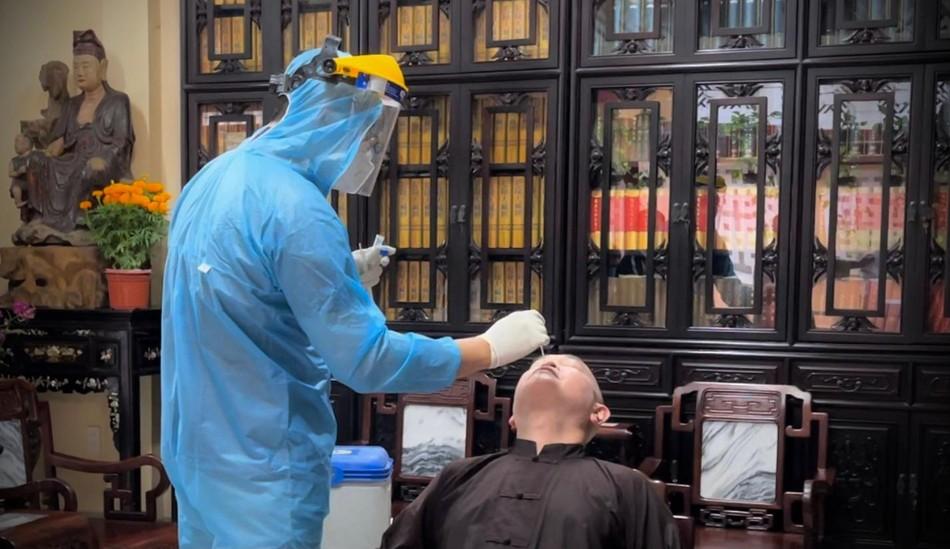 Tất cả 32 người xét nghiệm tại chùa Viên Giác đều âm tính với SARS-CoV2 ảnh 1
