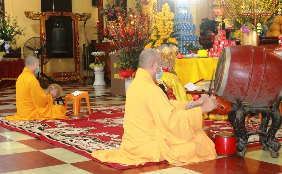Lễ cầu an tại chùa Quán Sứ - Hà Nội được online trên mạng xã hội Butta.vn ảnh 4