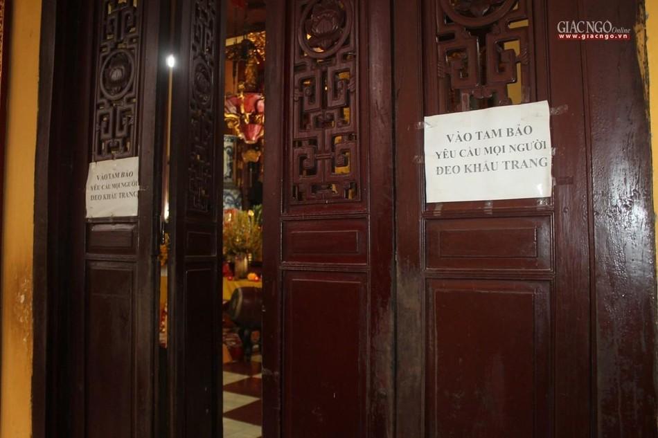 Lễ cầu an tại chùa Quán Sứ - Hà Nội được online trên mạng xã hội Butta.vn ảnh 1