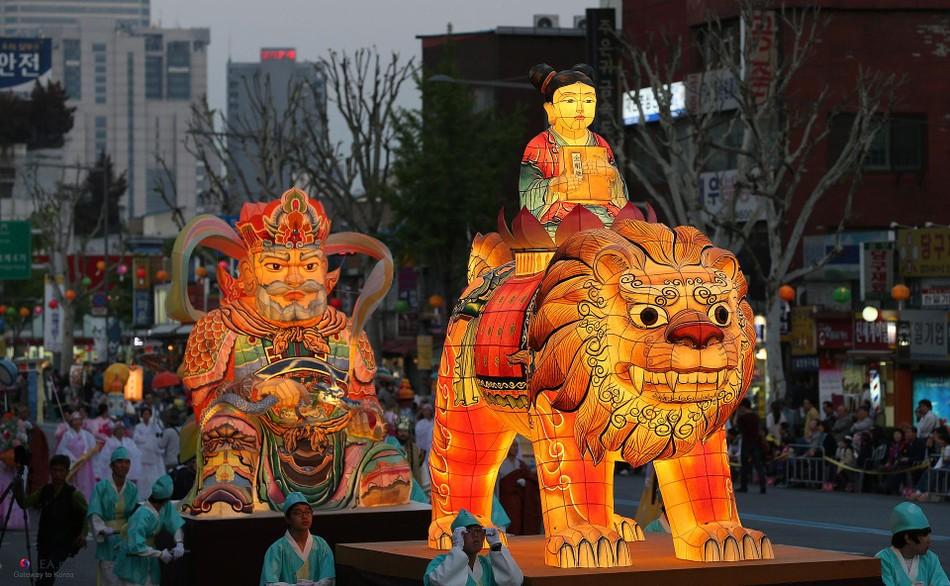 Lễ hội đèn lồng Phật giáo Hàn Quốc được UNESCO công nhận là Di sản văn hóa phi vật thể ảnh 2