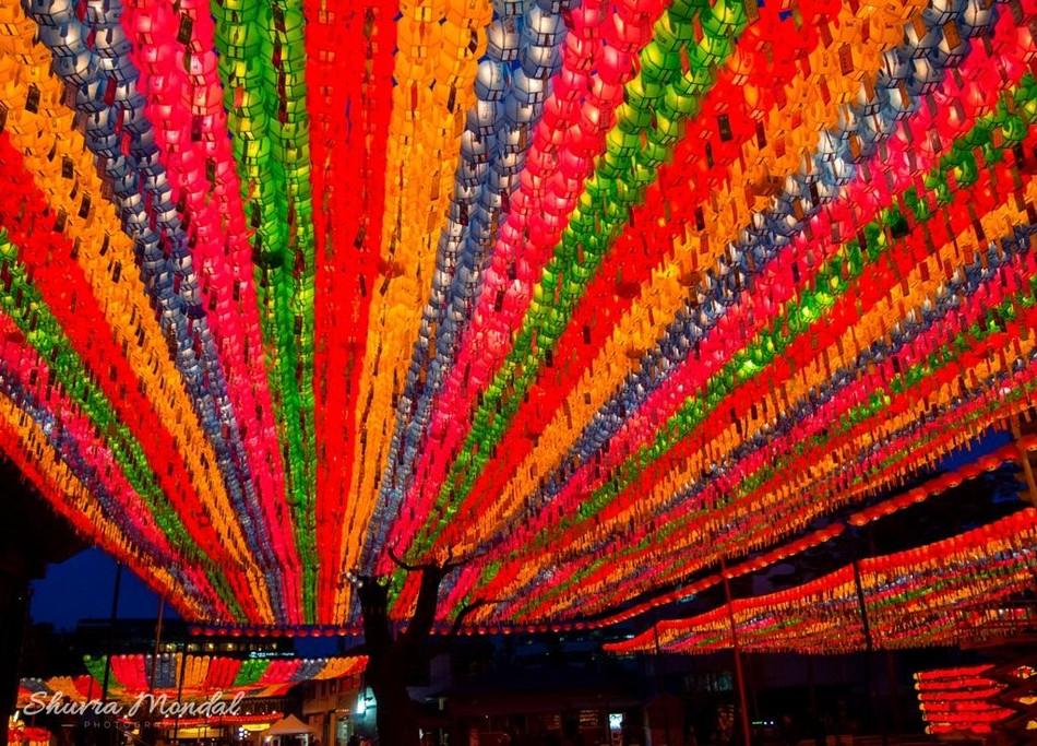 Lễ hội đèn lồng Phật giáo Hàn Quốc được UNESCO công nhận là Di sản văn hóa phi vật thể ảnh 3