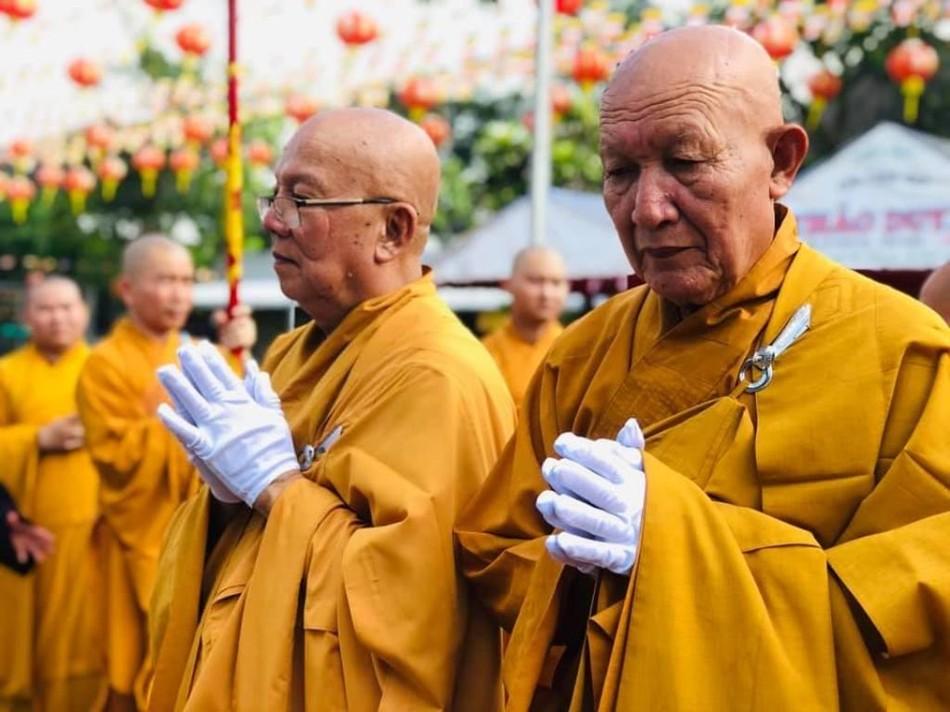 Lễ khánh đản Đức Quan Âm và rót đồng tôn tạo tượng Phật Bổn Sư tại chùa Bửu Thọ ảnh 7