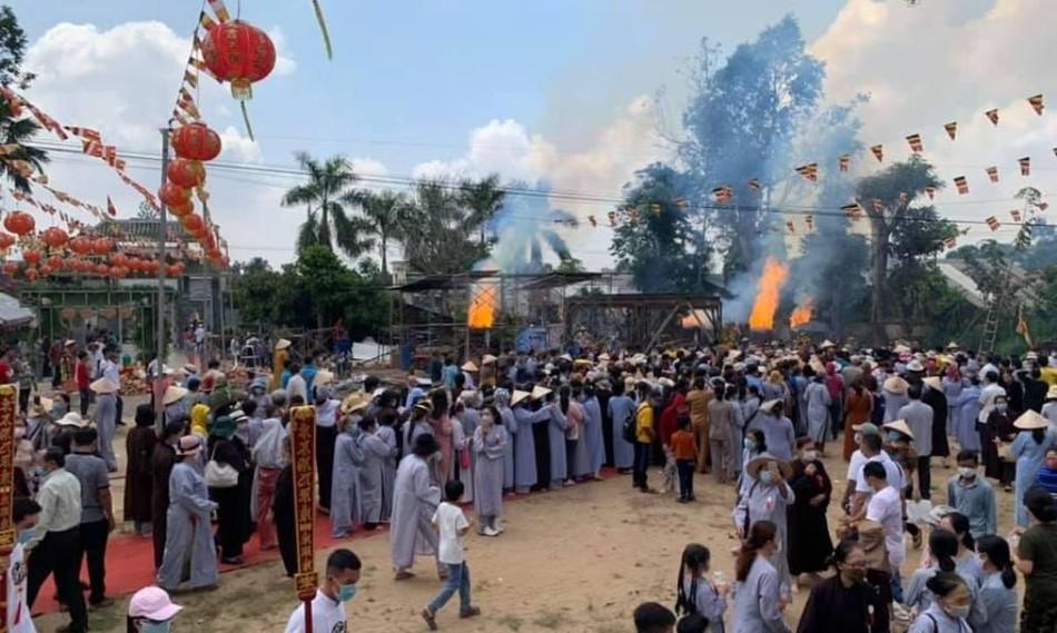 Lễ khánh đản Đức Quan Âm và rót đồng tôn tạo tượng Phật Bổn Sư tại chùa Bửu Thọ ảnh 9