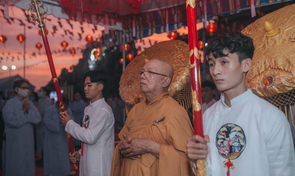 Lễ khánh đản Đức Quan Âm và rót đồng tôn tạo tượng Phật Bổn Sư tại chùa Bửu Thọ ảnh 2