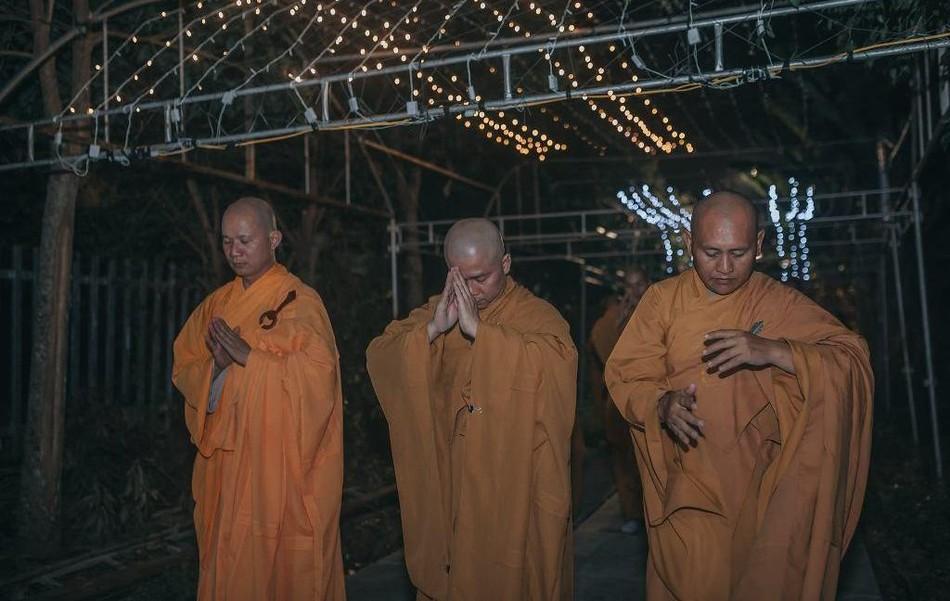 Lễ khánh đản Đức Quan Âm và rót đồng tôn tạo tượng Phật Bổn Sư tại chùa Bửu Thọ ảnh 4