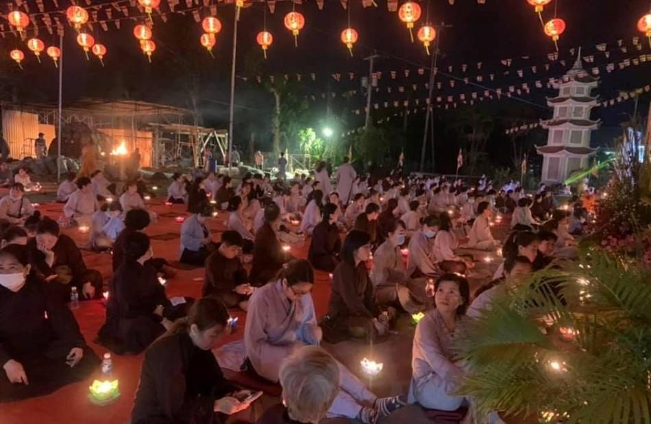 Lễ khánh đản Đức Quan Âm và rót đồng tôn tạo tượng Phật Bổn Sư tại chùa Bửu Thọ ảnh 3