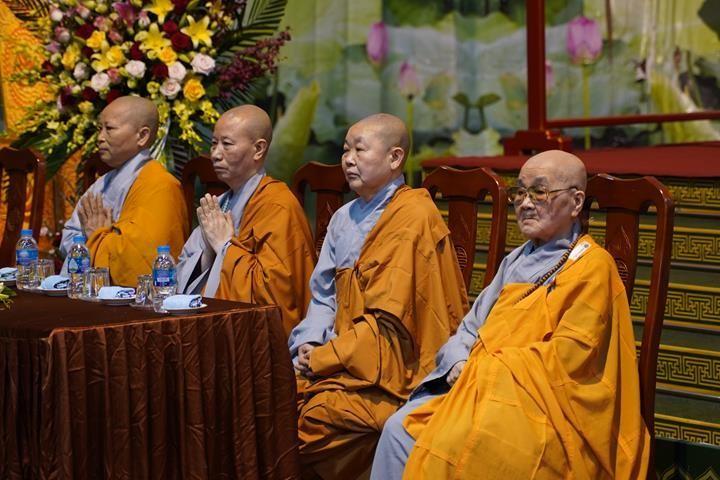 Chính thức truyền giới tại Đại giới đàn Hà Nội Phật lịch 2565 ảnh 18
