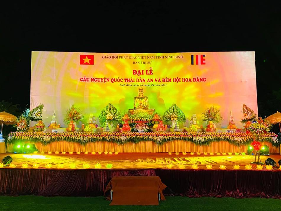 Ninh Bình: Lễ cầu quốc thái dân an và hoa đăng ở cố đô Hoa Lư ảnh 1