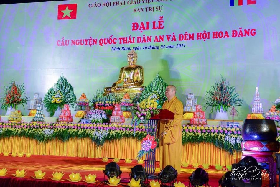 Ninh Bình: Lễ cầu quốc thái dân an và hoa đăng ở cố đô Hoa Lư ảnh 7