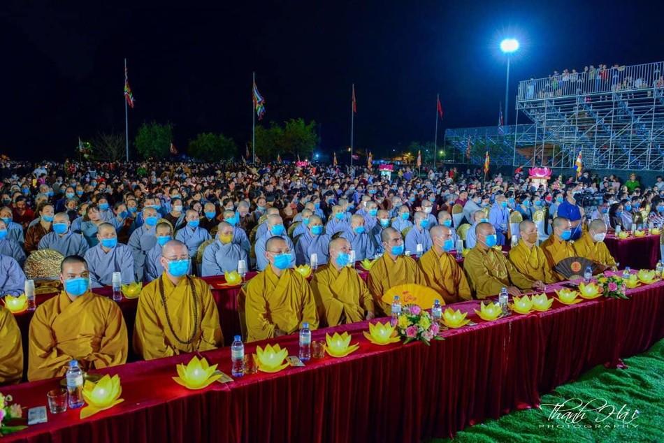Ninh Bình: Lễ cầu quốc thái dân an và hoa đăng ở cố đô Hoa Lư ảnh 5