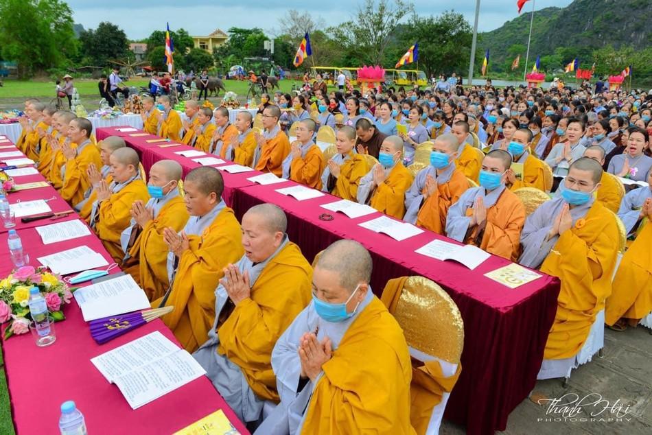 Ninh Bình: Lễ cầu quốc thái dân an và hoa đăng ở cố đô Hoa Lư ảnh 8