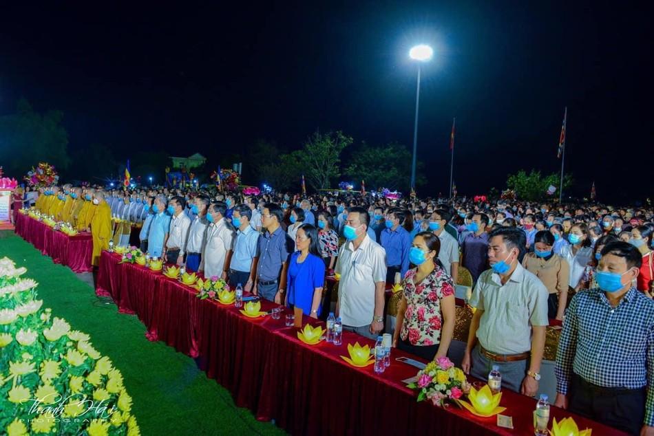 Ninh Bình: Lễ cầu quốc thái dân an và hoa đăng ở cố đô Hoa Lư ảnh 10