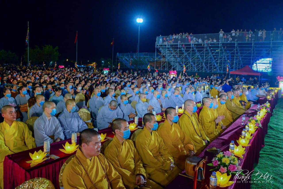Ninh Bình: Lễ cầu quốc thái dân an và hoa đăng ở cố đô Hoa Lư ảnh 11