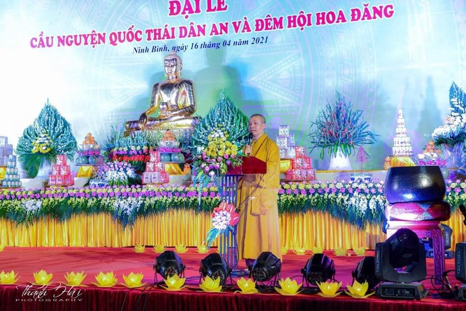 Ninh Bình: Lễ cầu quốc thái dân an và hoa đăng ở cố đô Hoa Lư ảnh 15