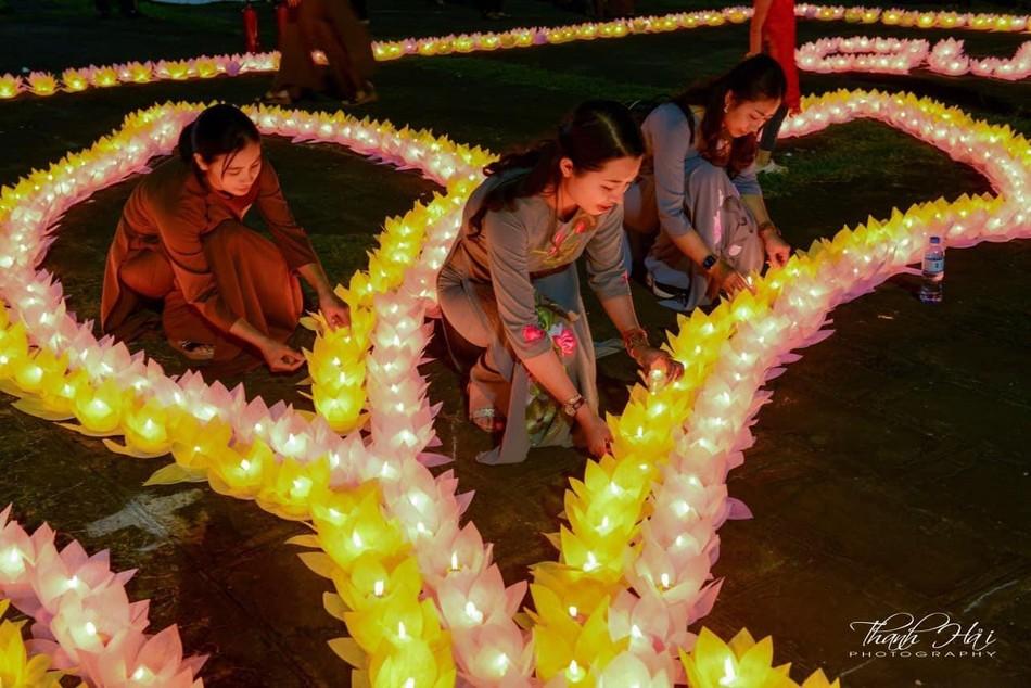 Ninh Bình: Lễ cầu quốc thái dân an và hoa đăng ở cố đô Hoa Lư ảnh 20