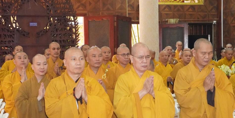 Tưởng niệm Hòa thượng Thích Thiện Từ tại chùa Minh Đạo ảnh 6