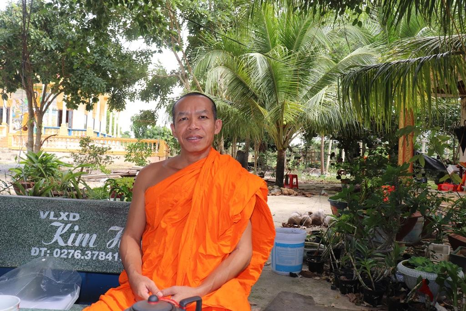 Phum Ma: ngôi chùa xưa bên đường vành đai biên giới ảnh 4