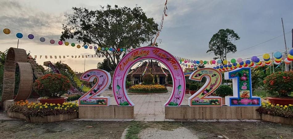 Đi lễ chùa đầu năm mới ở Đồng Tháp ảnh 2