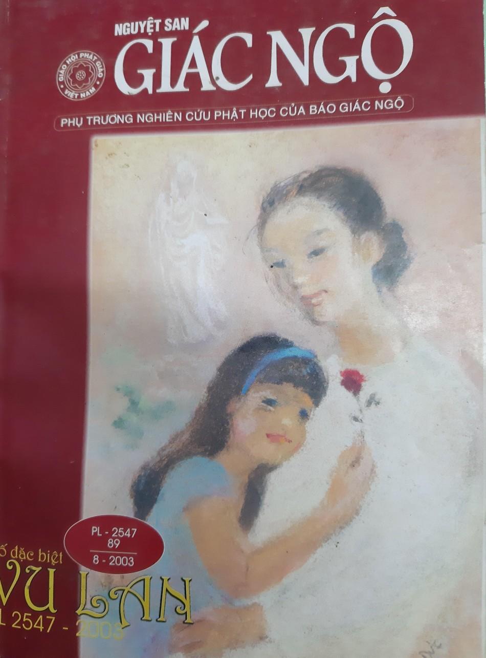 Tết đọc sách: 18 năm lưu giữ số Nguyệt san Giác Ngộ đặc biệt ảnh 1