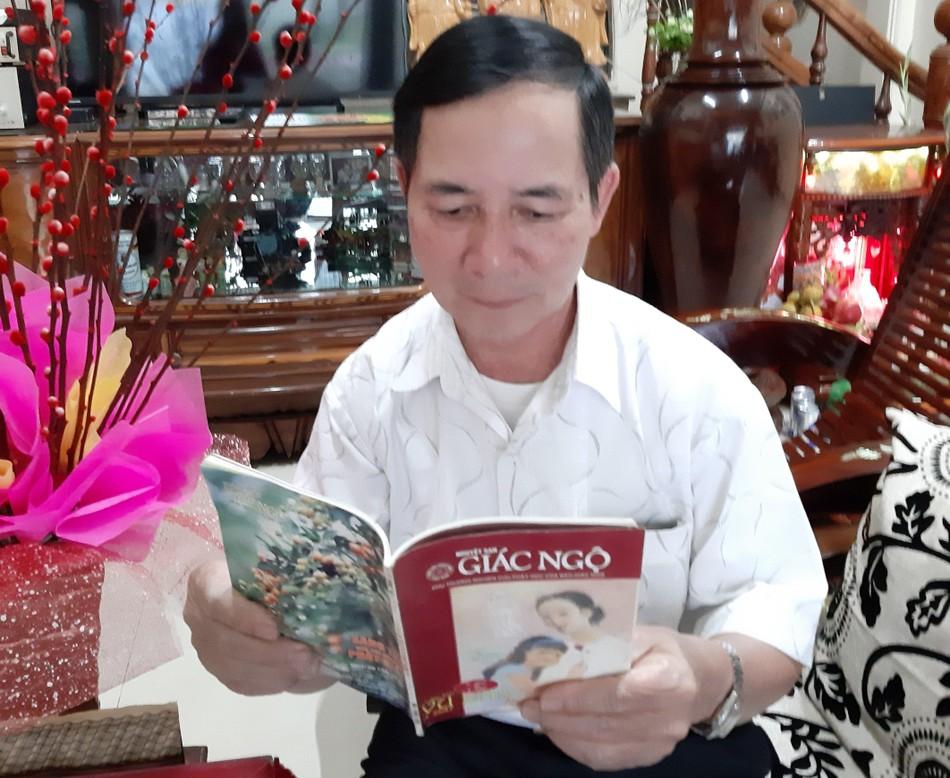 Tết đọc sách: 18 năm lưu giữ số Nguyệt san Giác Ngộ đặc biệt ảnh 2