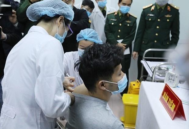 Hơn 200.000 liều vắcxin Covid-19 đầu tiên sẽ về đến Việt Nam ngày 28-2 ảnh 2