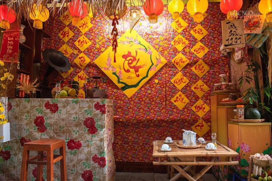 Tái hiện Tết quê ở chùa Minh Đạo ảnh 2