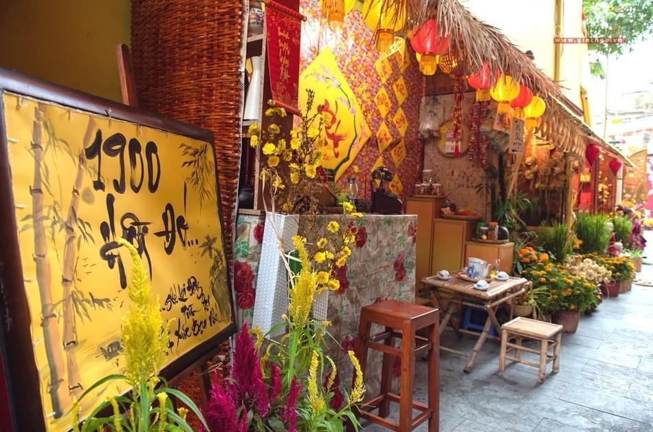 Tái hiện Tết quê ở chùa Minh Đạo ảnh 8