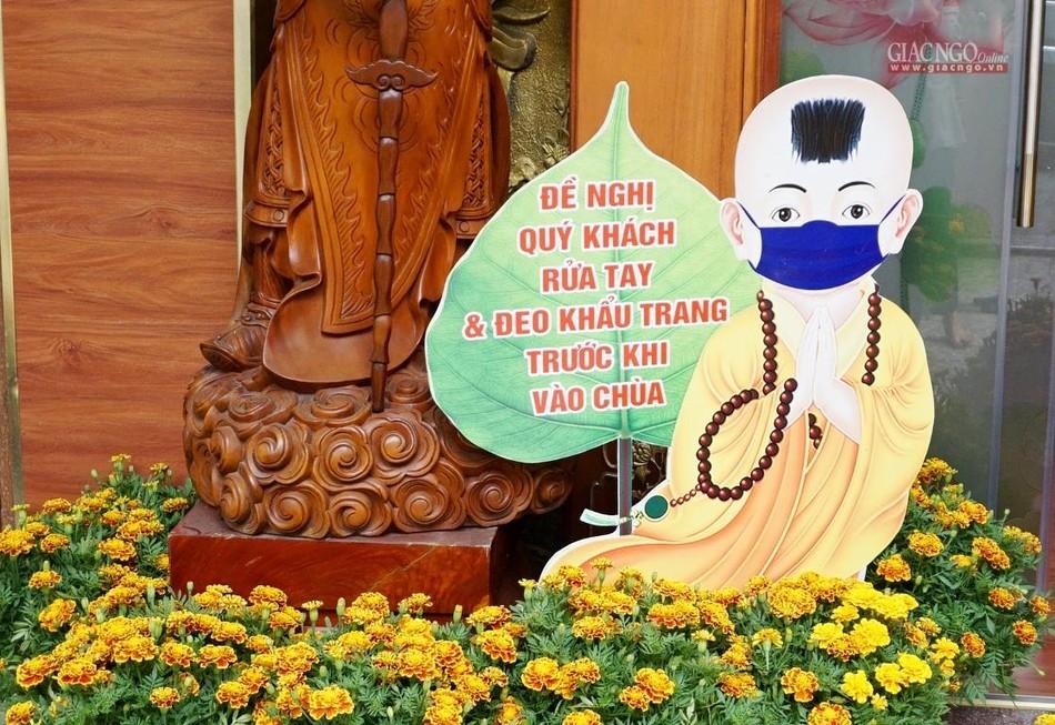 Tái hiện Tết quê ở chùa Minh Đạo ảnh 3