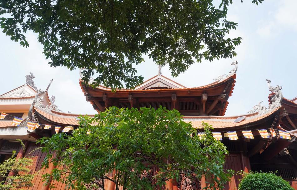 Di tích chùa Sùng Đức - Không gian xanh thiền giữa lòng TP.Thủ Đức ảnh 7