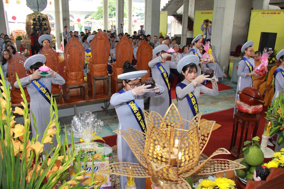 Phân ban Hướng dẫn Gia đình Phật tử TP.HCM trang nghiêm tổ chức lễ hiệp kỵ tiền nhân ảnh 1