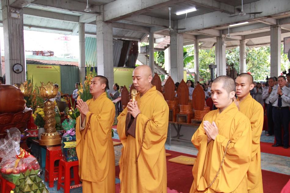 Phân ban Hướng dẫn Gia đình Phật tử TP.HCM trang nghiêm tổ chức lễ hiệp kỵ tiền nhân ảnh 7