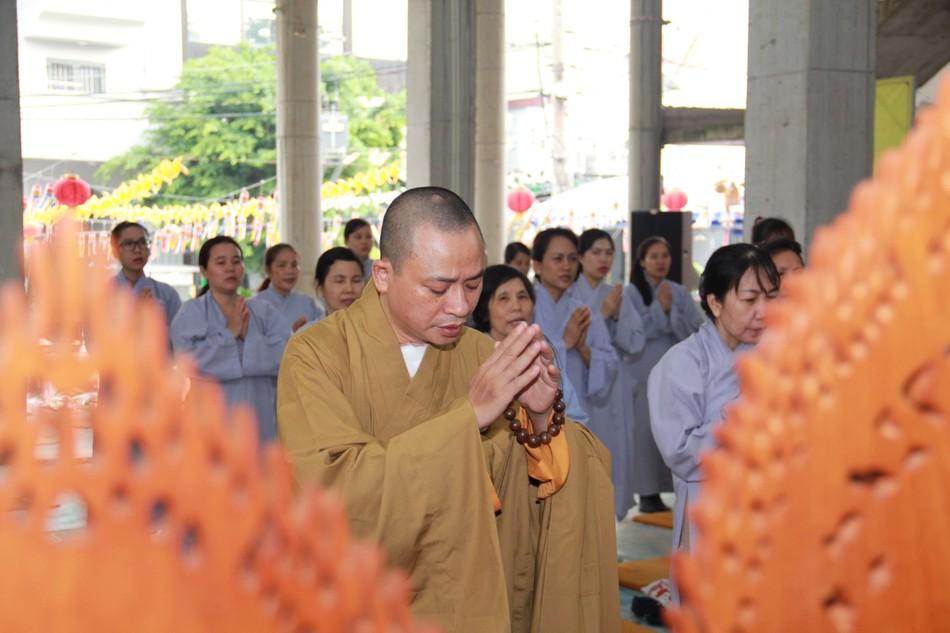 Phân ban Hướng dẫn Gia đình Phật tử TP.HCM trang nghiêm tổ chức lễ hiệp kỵ tiền nhân ảnh 8