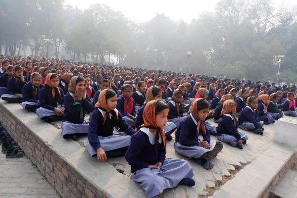 Trường Tiểu học Kiều Đàm Di do chư Ni Việt Nam thành lập ở quê hương của Đức Phật ảnh 1