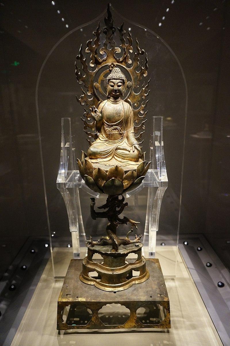 Trung Quốc: Phát hiện tượng Phật dưới tháp Lôi Phong tại Hàn Châu ảnh 1