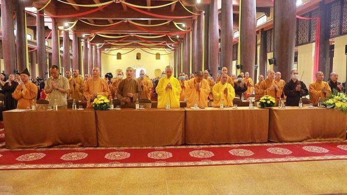 Quảng Ninh: Lễ giỗ Trúc Lâm Đệ Nhị Tổ Pháp Loa ảnh 1