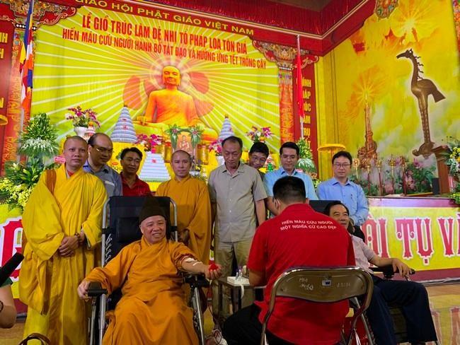 Quảng Ninh: Lễ giỗ Trúc Lâm Đệ Nhị Tổ Pháp Loa ảnh 2