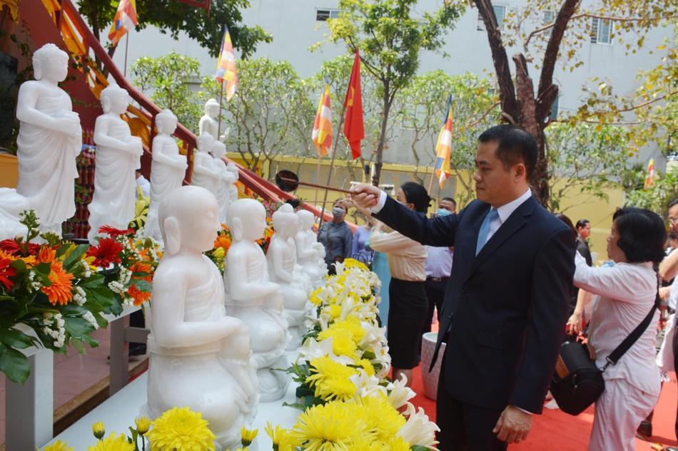 Đà Nẵng: Tết cổ truyền Bunpimay tại chùa Tam Bảo ảnh 3