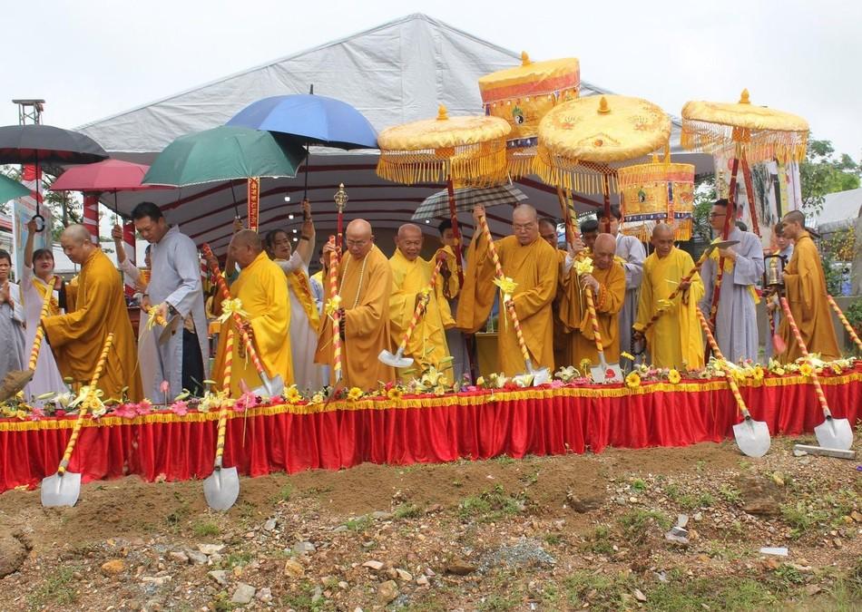 Nghệ An: Bổ nhiệm Đại đức Thích Đồng Phát làm trụ trì chùa Hưng Khánh ảnh 4