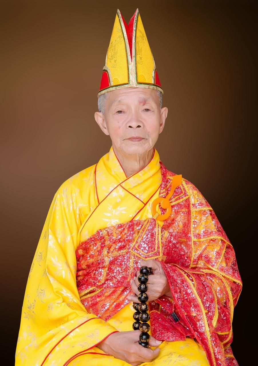 Trung ương Giáo hội cáo phó Đại lão Hòa thượng Thích Từ Hương ảnh 1